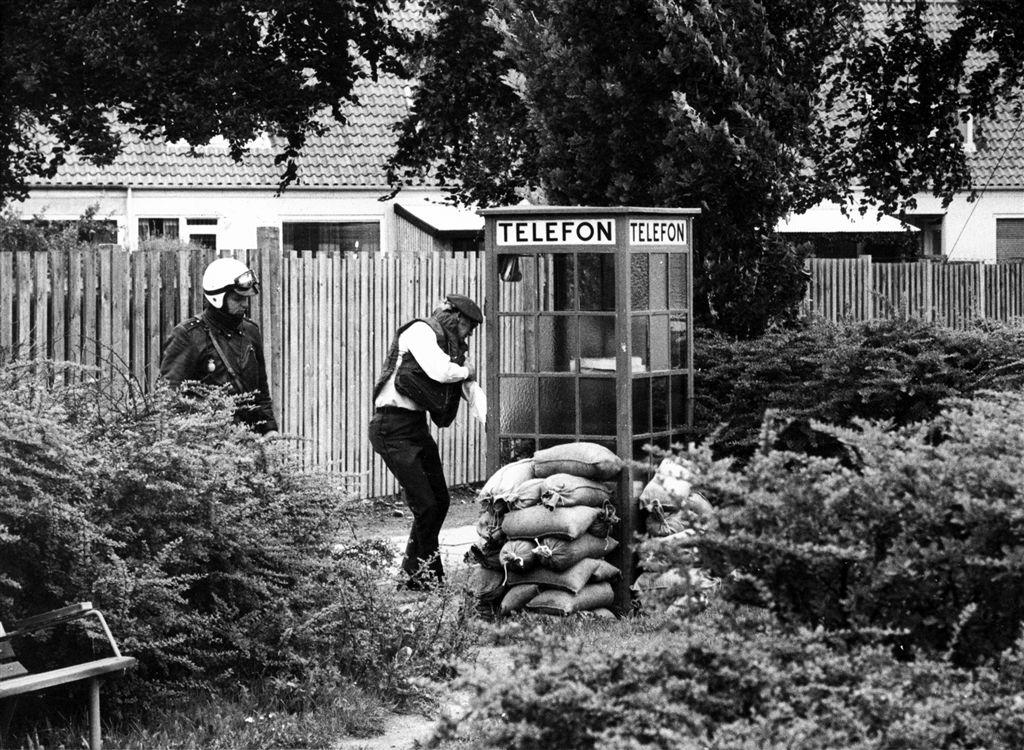 Billede. Bag om København #8. Bombemanden fra Gladsaxe