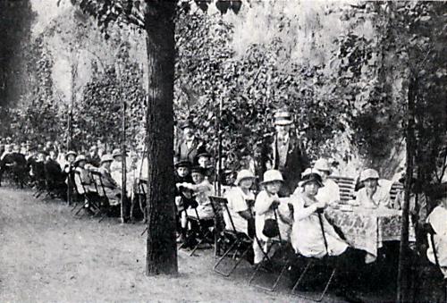 Provinsbørn i Tivoli