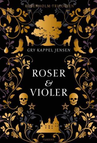 Gry Kappel Jensen: Roser & violer