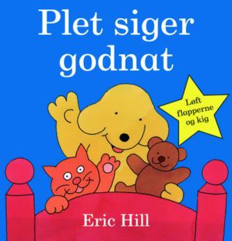 Eric Hill: Plet siger godnat