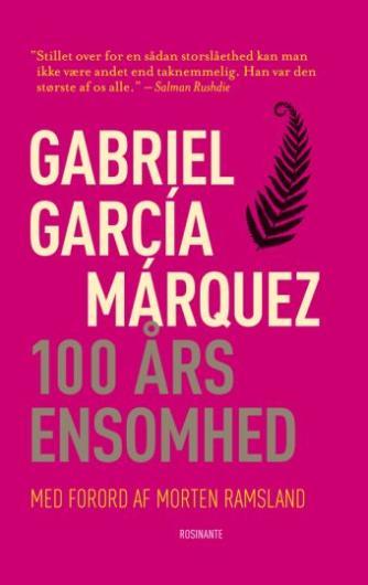 Gabriel García Márquez: 100 års ensomhed