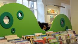 Børnebiblioteket Sundby Bibliotek