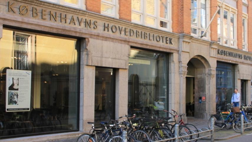 Hovedbiblioteket Københavns Biblioteker