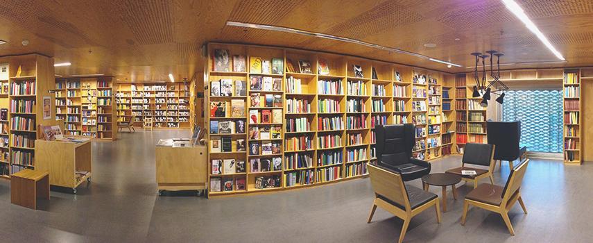 Biblioteket Rentemestervej Københavns Biblioteker