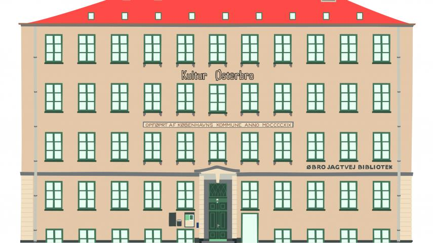 københavns kommunes biblioteker