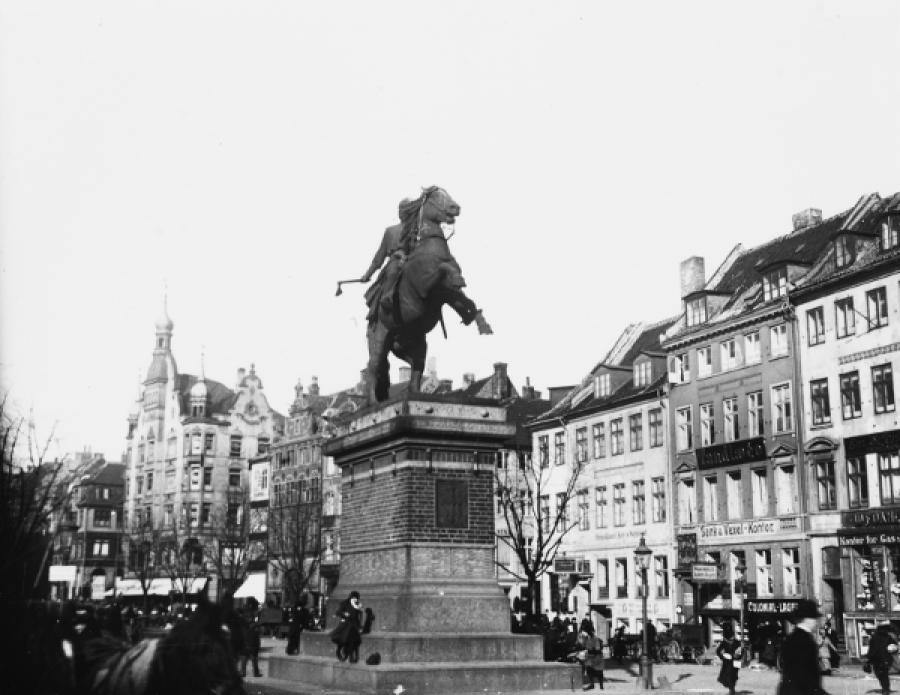 Foto af Højbro Plads
