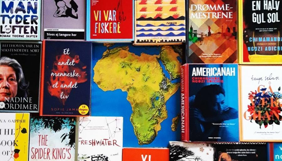 Ny afrikansk litteratur