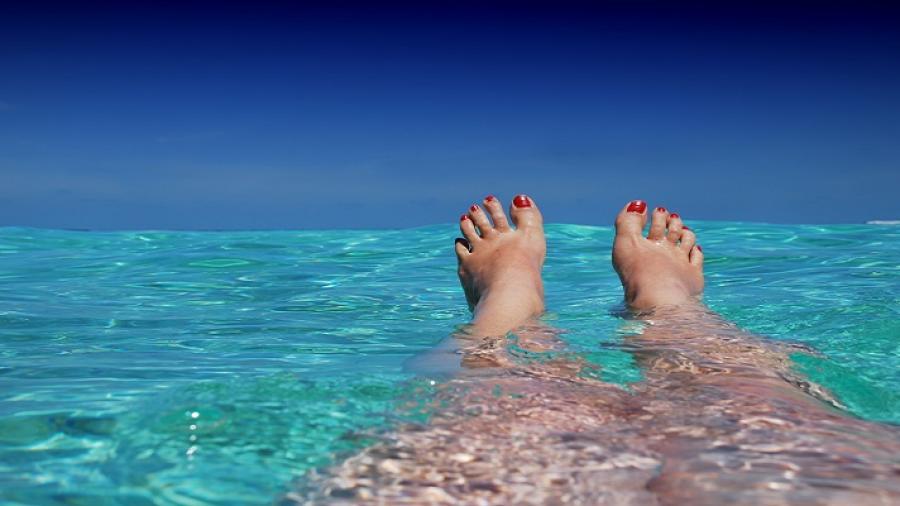 billede af vand