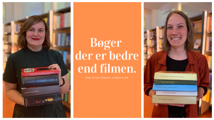 Bøger der er bedre end filmen