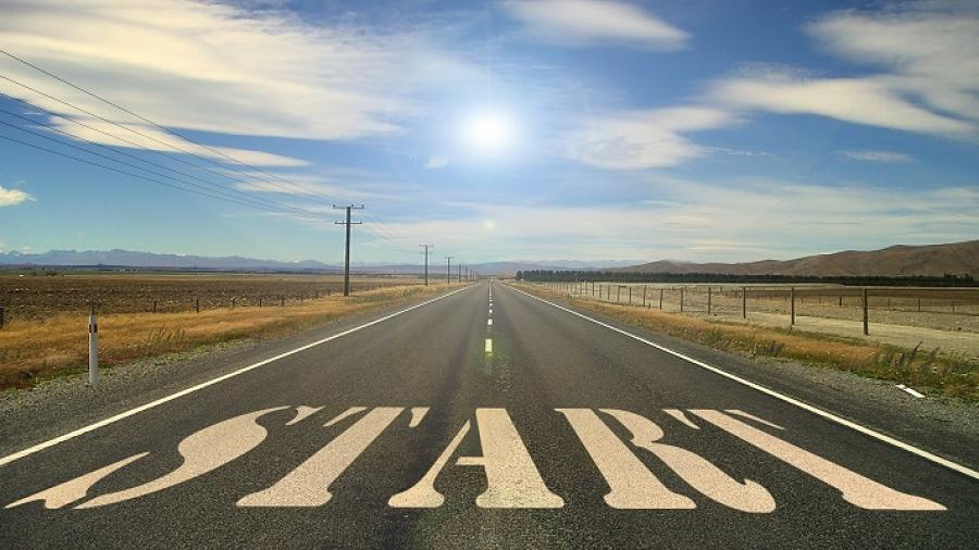 billede af vej