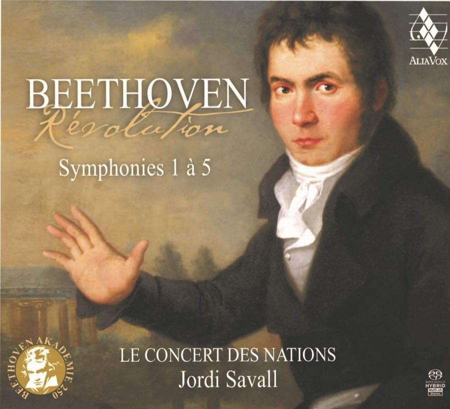 cover Savalls Beethoven