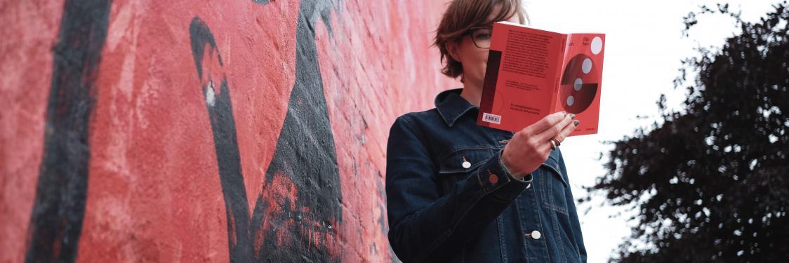 Læsested i byen