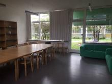 Mødelokalet på Vigerslev Bibliotek