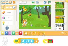 Skærmbillede af ScratchJr - gratis app for de 5-7 årige